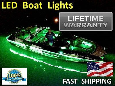 Buy LED Marine Boat Deck Interior Lighting Pod Kit Bow Trailer Fishing Pontoon at online store  sc 1 st  Pinterest & Fishing Led Lights Marine | Fisherman | Pinterest | Fishing LED ... azcodes.com