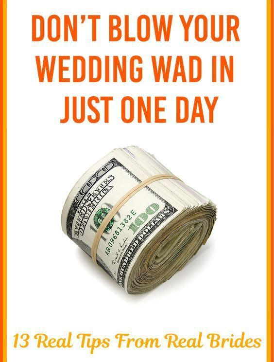 13 Simple Budget Tips From Real Brides You Need to Try Weddings - simple budget