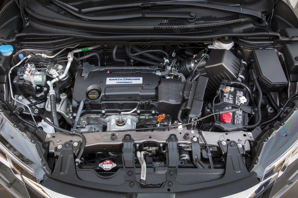 Mesin HondaCRV 2015