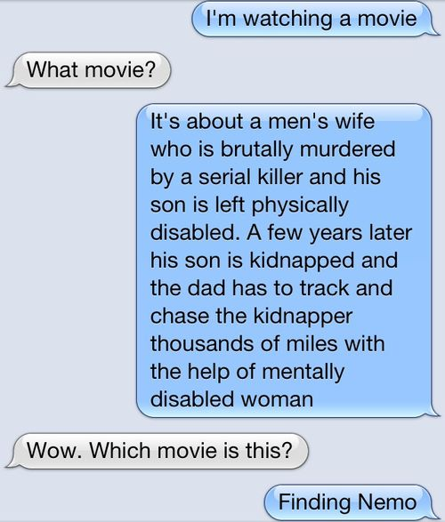 What does whoa mean in a text message