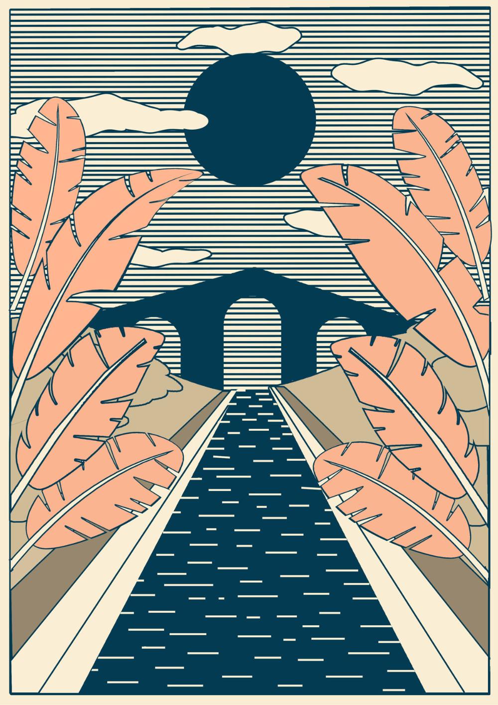 Illustrator Spotlight: George Greaves – BOOOOOOOM! – CREATE * INSPIRE * COMMUNITY * ART * DESIGN * MUSIC * FILM * PHOTO * PROJECTS