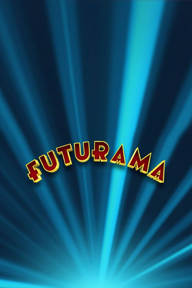 HD Futurama iPhone Wallpaper