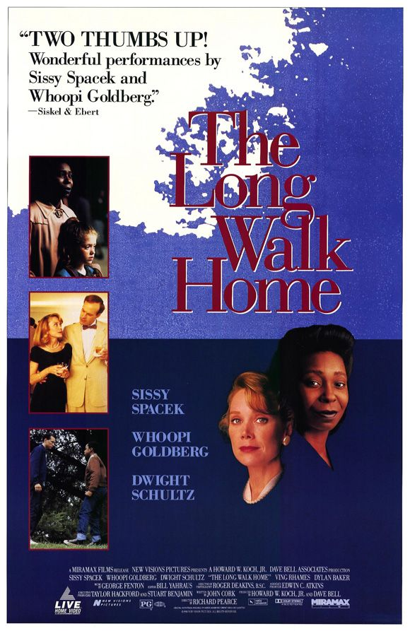 the long walk home Movie posters, Old movie posters