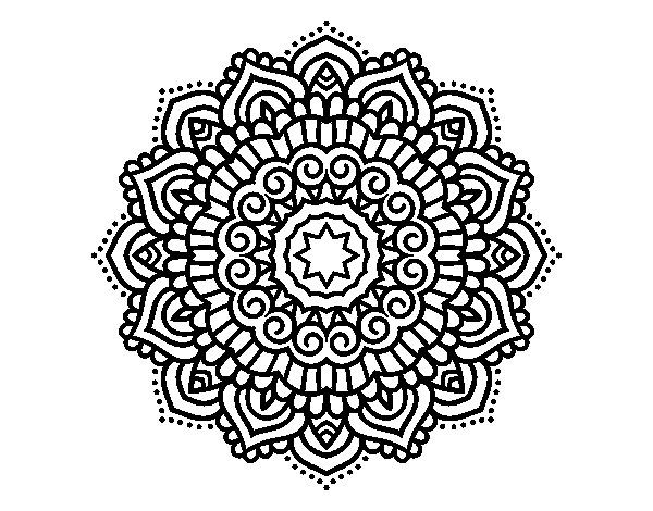 60 Imágenes De Mandalas Para Colorear Dibujos Para