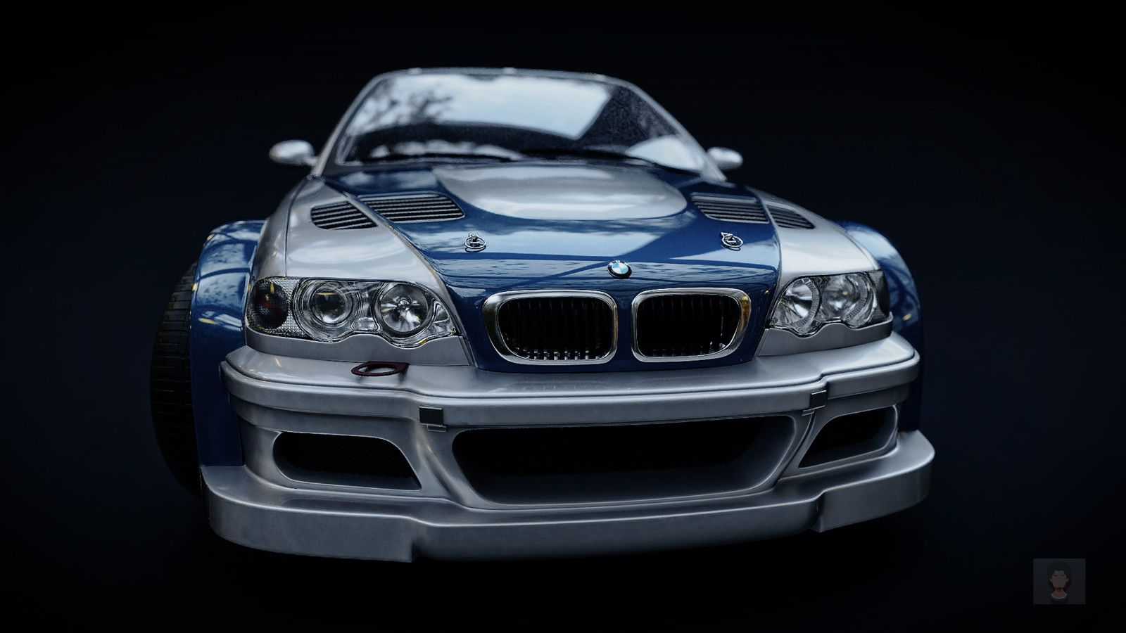 Bmw E46 M3 Gtr Need For Speed Most Wanted 2005 Josafa Batista