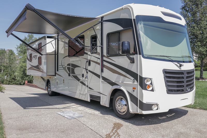 2018 Forest River Fr3 32ds Bunkhouse Class A Gas Motorhome Only 886