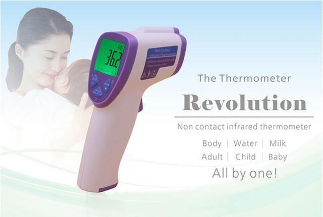 Infrared Thermometer Body Diagnostic-tool Infared Temperature Measure Digital
