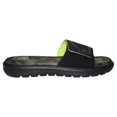 2b43e570eb8 Men s Jack Slide Sandals - C9 Champion Black Green L