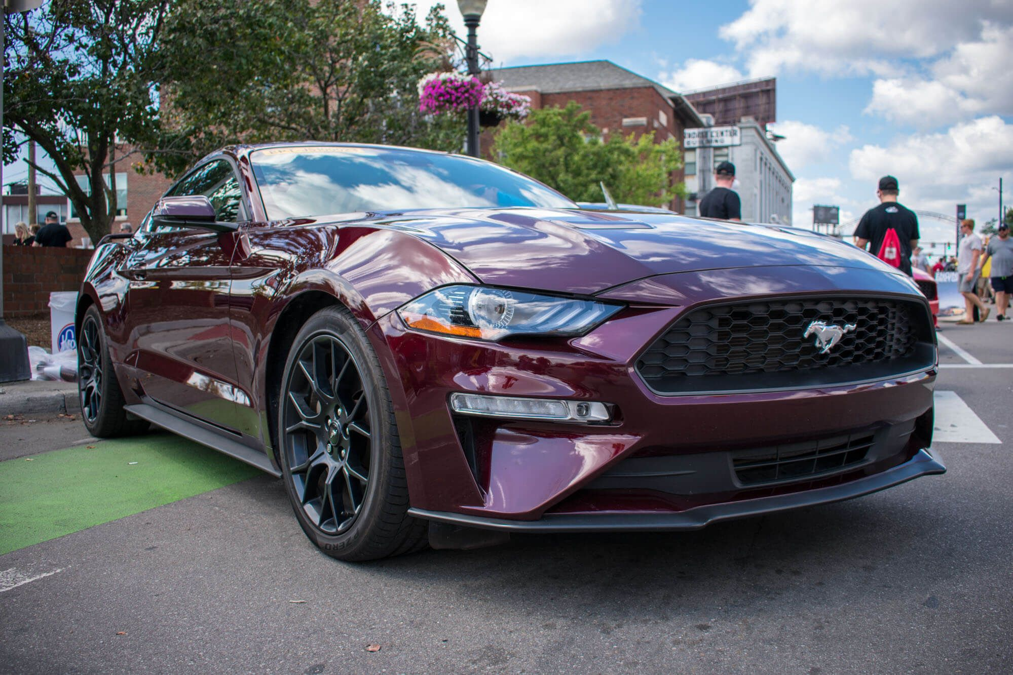Image Result For Royal Crimson Mustang Gt With Images Ford