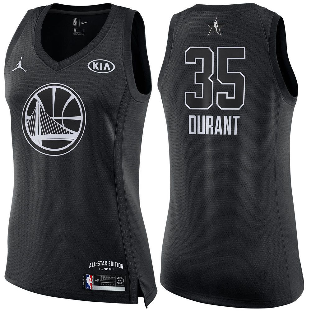 Nike Jordan Connected Kevin Durant Women s All Star Game Authentic Jersey  Small  Nike  GoldenStateWarriors ec0feaf99