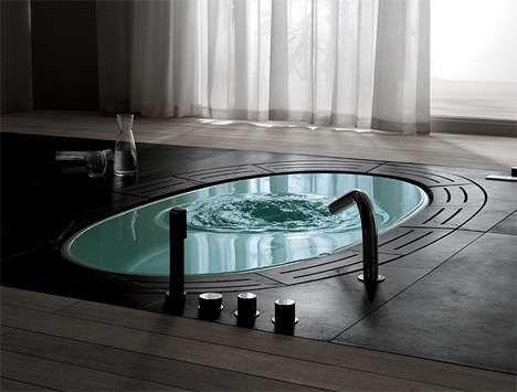 High Tech Designer Tubs Beautiful Bathtubs Dream House Beautiful Bathrooms