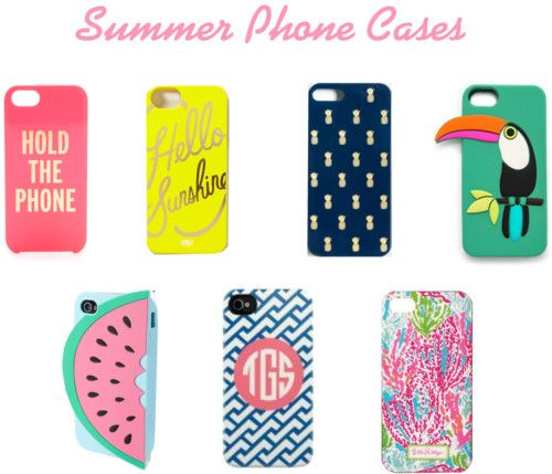 Summer Phone Cases