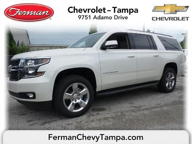 2015 Chevrolet Suburban Lt White Diamond Tricoat 2wd Chevrolet Chevrolet Suburban Chevrolet Trucks