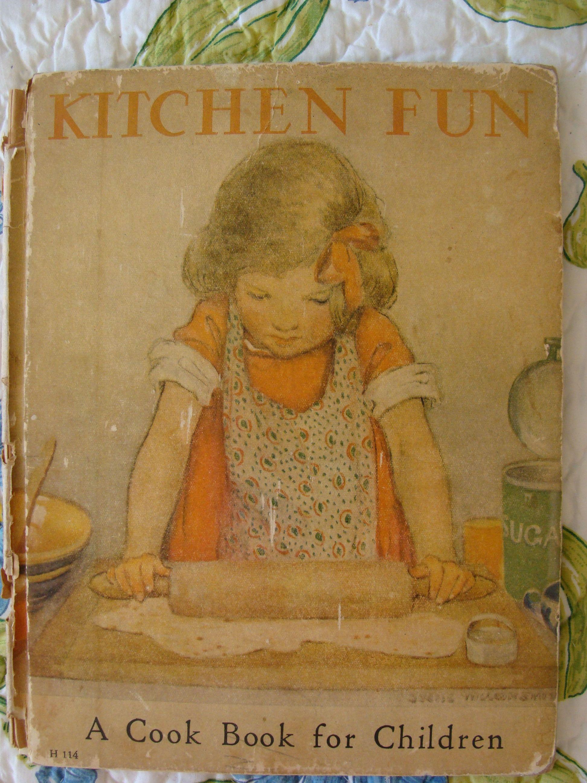 Vintage Baking Labels Tags children's baking