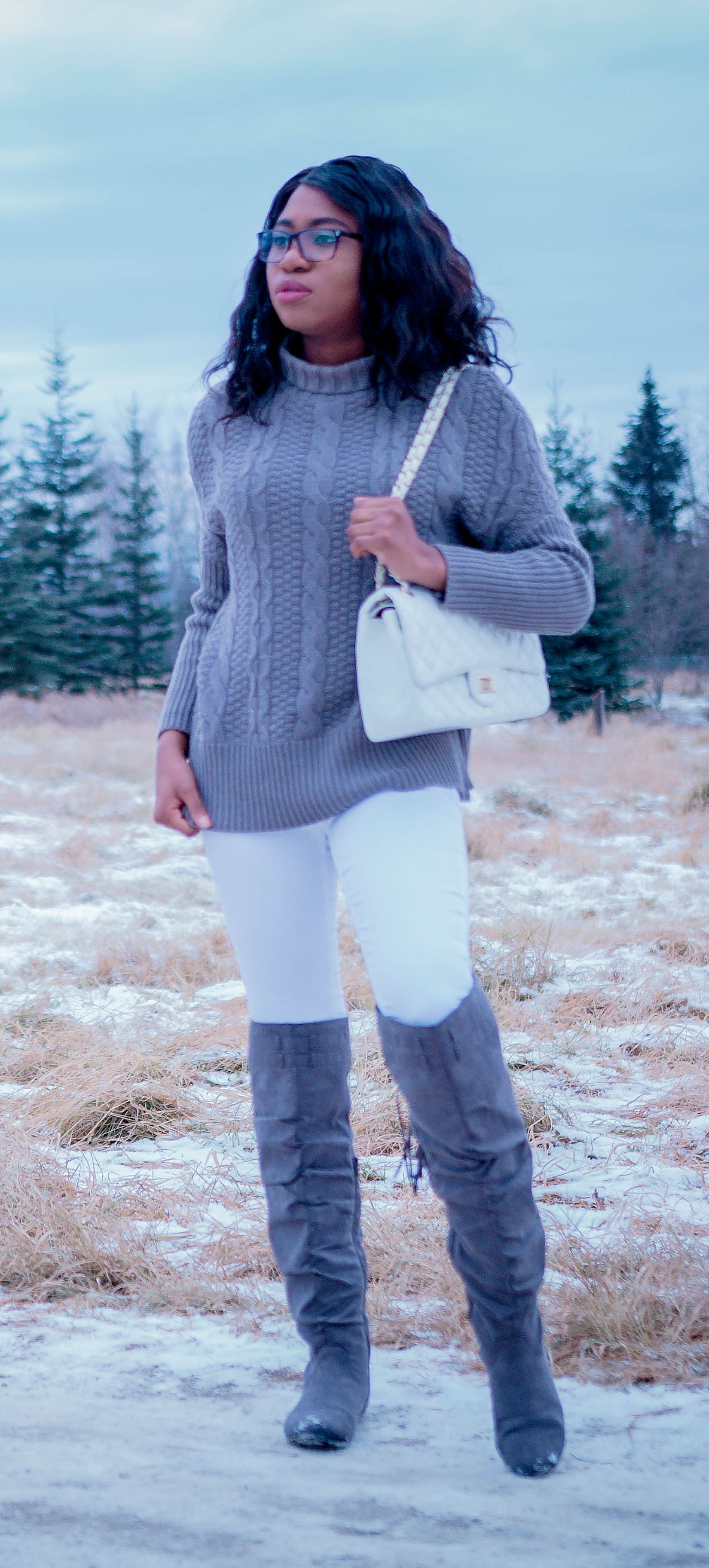Cozy and Stylish Oversized Knit Sweater | Warm, Knitwear and ...