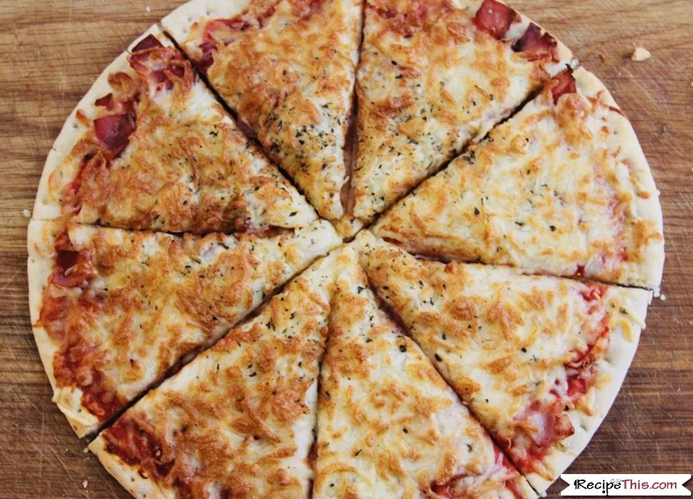 Air Fryer Oven Frozen Pizza Recipe Frozen pizza, Air