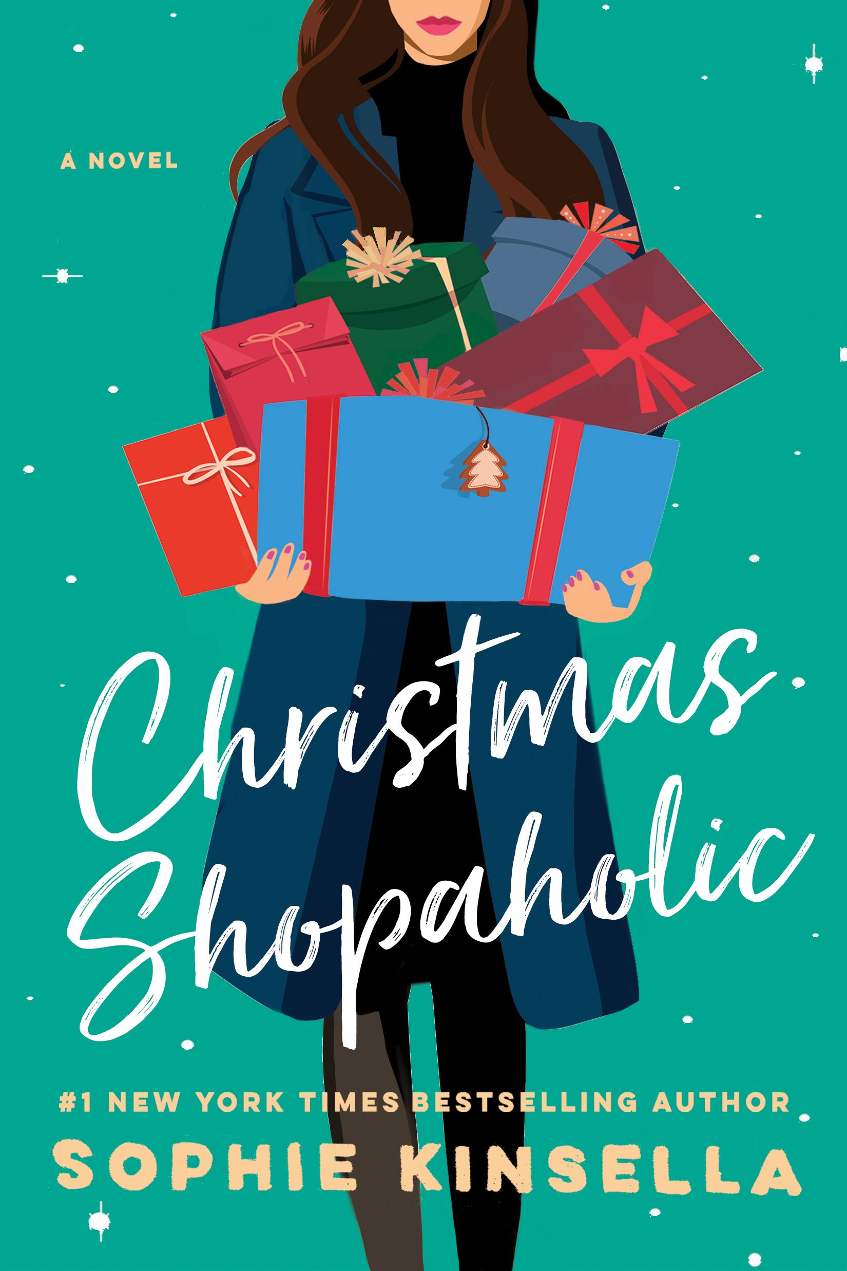 Book Christmas Shopaholic By Sophie Kinsella Sophie Kinsella Christmas Books Novels