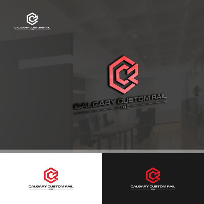 Logo design for new Custom Metal Fabrication company by asazaq151