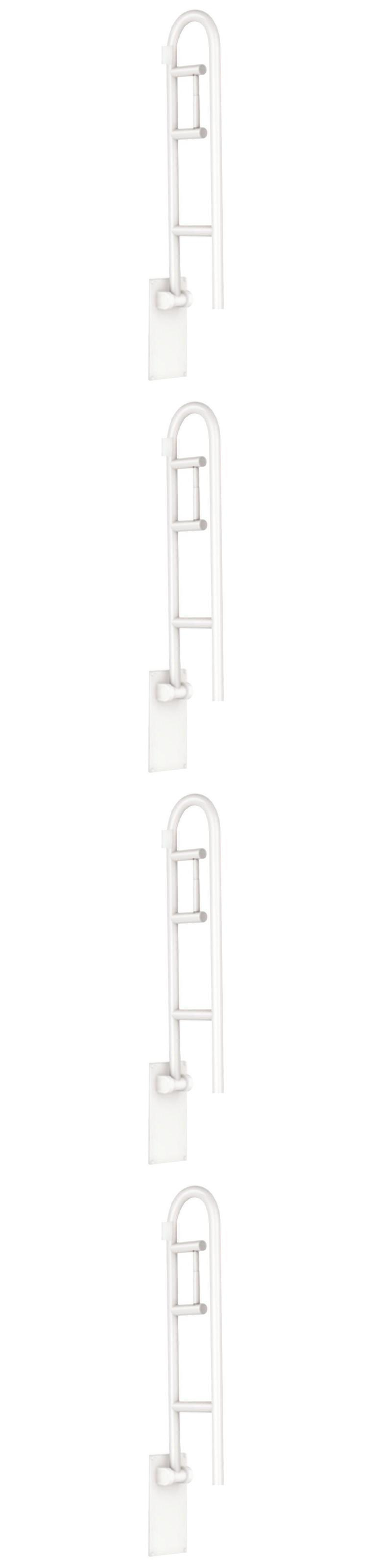 Handles and rails safety grab bar rail frame bathroom toilet