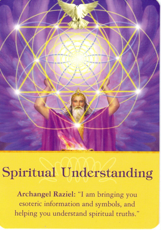 Archangel raziel means secret of god is said to stand
