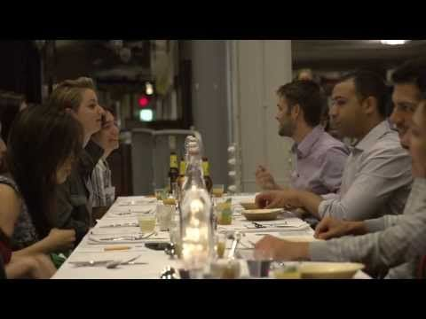 Dinner Lab is a membership-based social dining experiment that unites undiscovered chefs with adventurous diners. Inspiring and extensive success! PopUp Republic