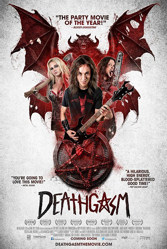 Nonton Deathgasm 2015 Sub Indo Movie Streaming Download Film