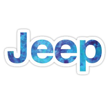 Jeep Tye Dye Stickers By Jennaannx11 Redbubble Jeep Stickers Tie Dye Sticker Jeep