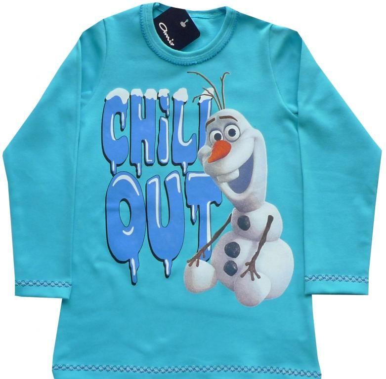 Bluzka Kraina Lodu Olaf Ocieplana 110 Pl 5009718404 Oficjalne Archiwum Allegro Sweatshirts Graphic Sweatshirt Sweaters