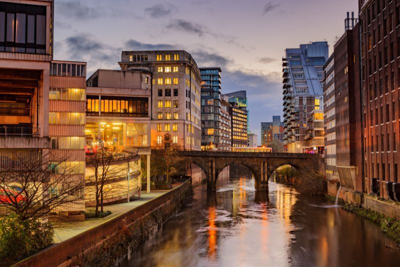 The Hippest City In England According To Lonely Planet With Images Cool Places To Visit Best Places To Travel Manchester City Centre