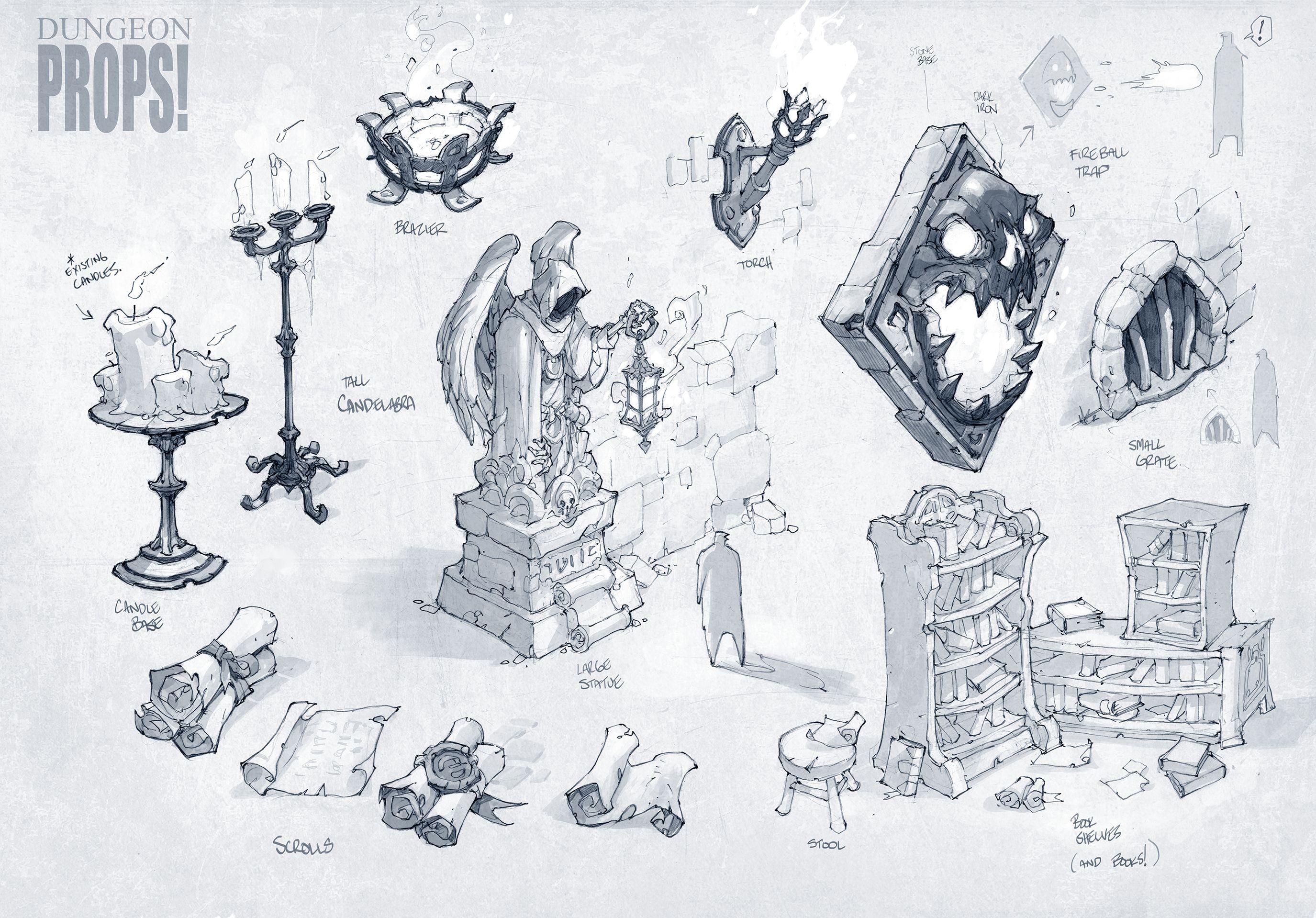 Character Design Kickstarter : Battle chasers nightwar kickstarter polycount forum