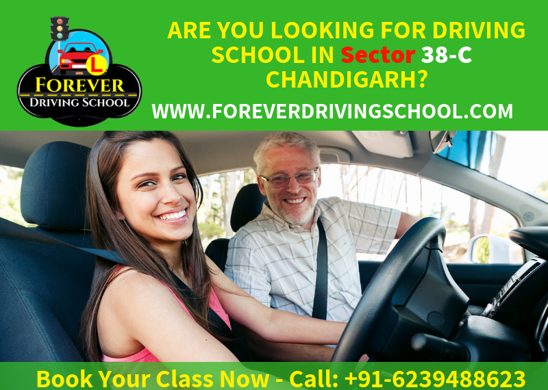 If You are looking for Driving School in 38C Sector