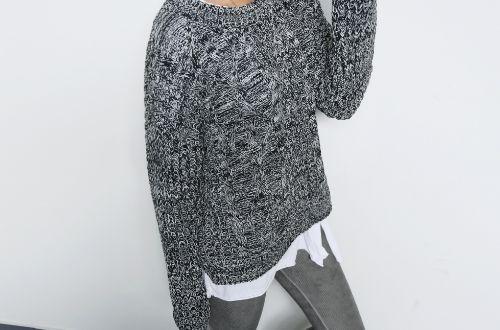 Pretzel Twist Knit