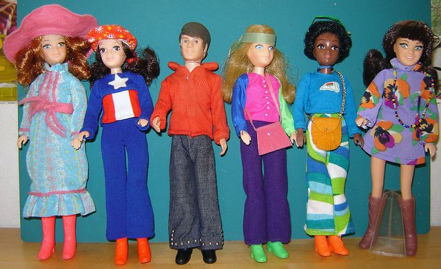 World of Love Dolls 70s