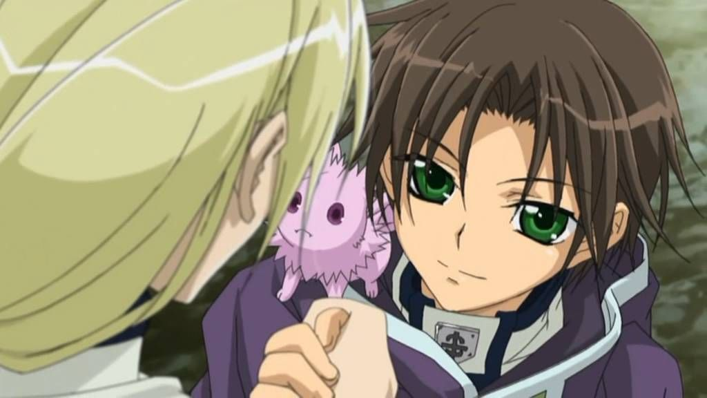07 Ghost Frau 07 Ghost Feel My Heart Teito X Frau Mikage