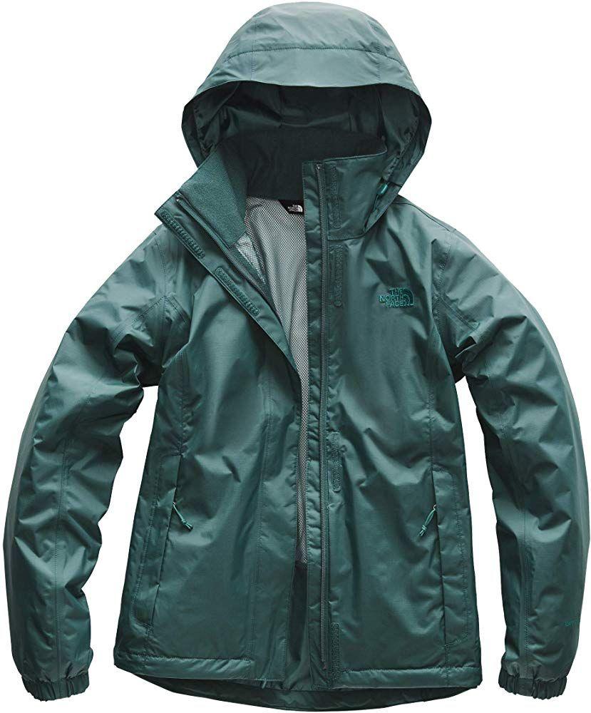 The North Face Women S Resolve 2 Jacket Deep Teal Blue X Small At Amazon Women S Coats Shop North Face Resolve Jacket Jackets For Women North Face Women [ 1000 x 829 Pixel ]