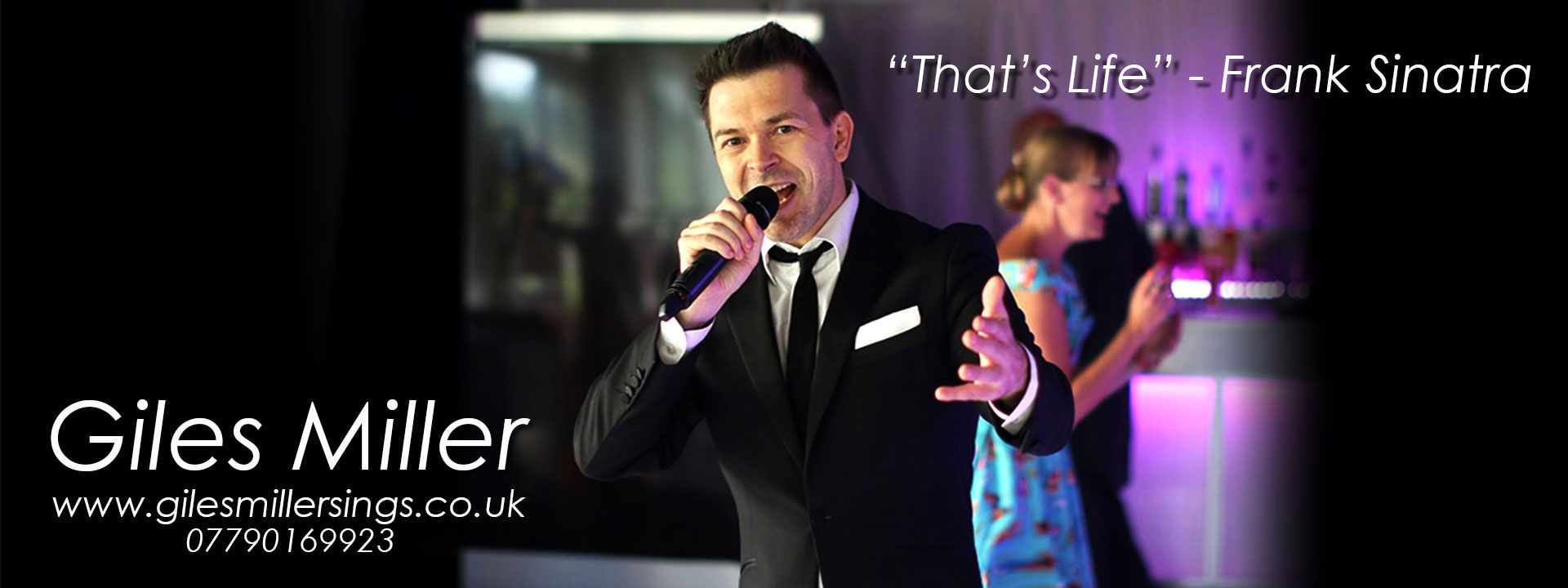 Book Giles Miller Now For Wedding Singer With Bonus Dj Entertainment In Manchester Cheshire Lancashire Merseyside West Yorkshire North