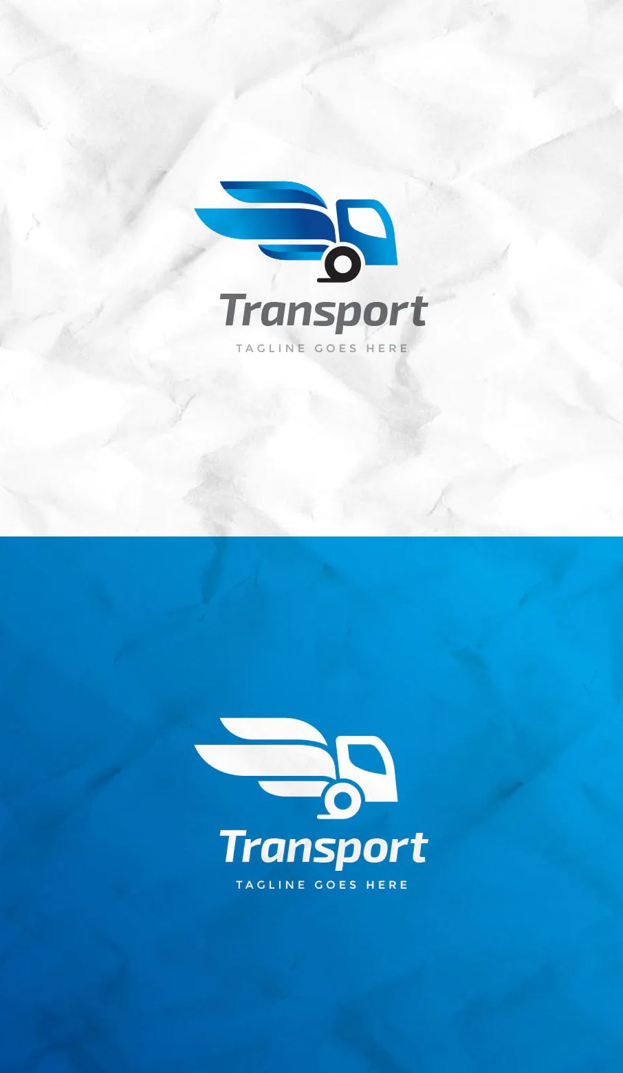 Transport Logo Template by empativo on (With images