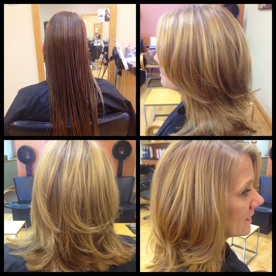 malisa957 medium length haircut