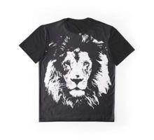 """Black Lion"" Graphic T-Shirts by Stuart Stolzenberg | Redbubble"
