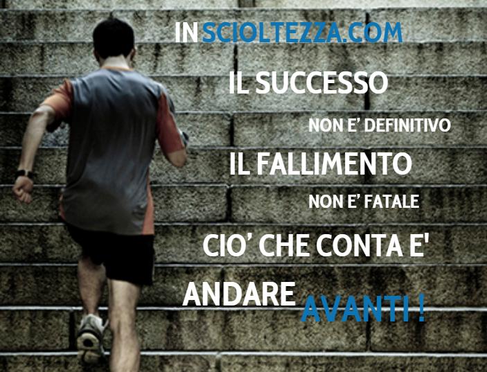 Ciò che conta per avere #successo! http://inscioltezza.com