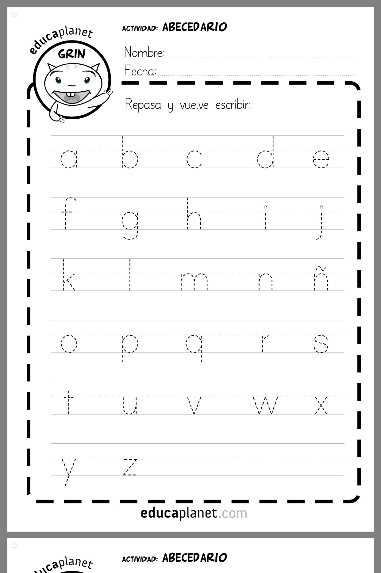Pin By Martha Locklear On Kids Practice Abc