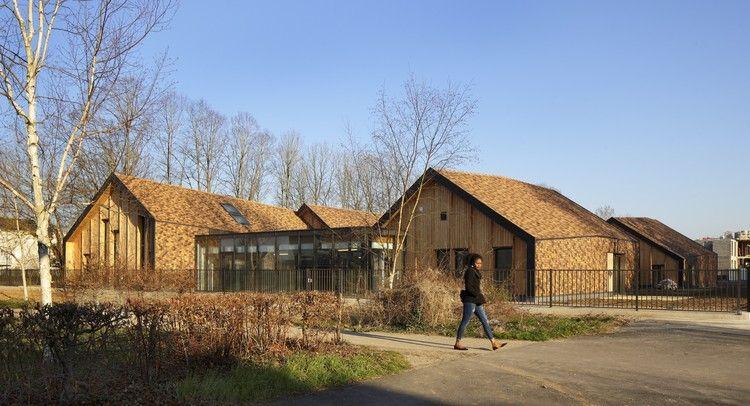 Maison de L´Enfance / Nomade architectes / France