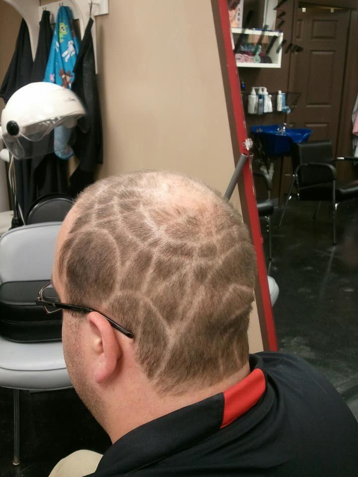 Mens Shaved Designs Dj S Style Salon In Cincinnati Ohio