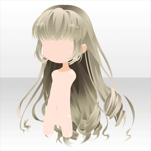 pin azura character design