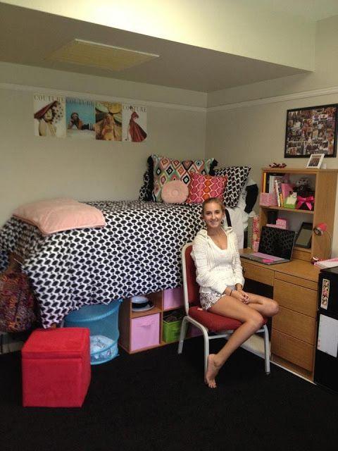 Best College Dorm Decor Series Storage Under The Bed Is 640 x 480