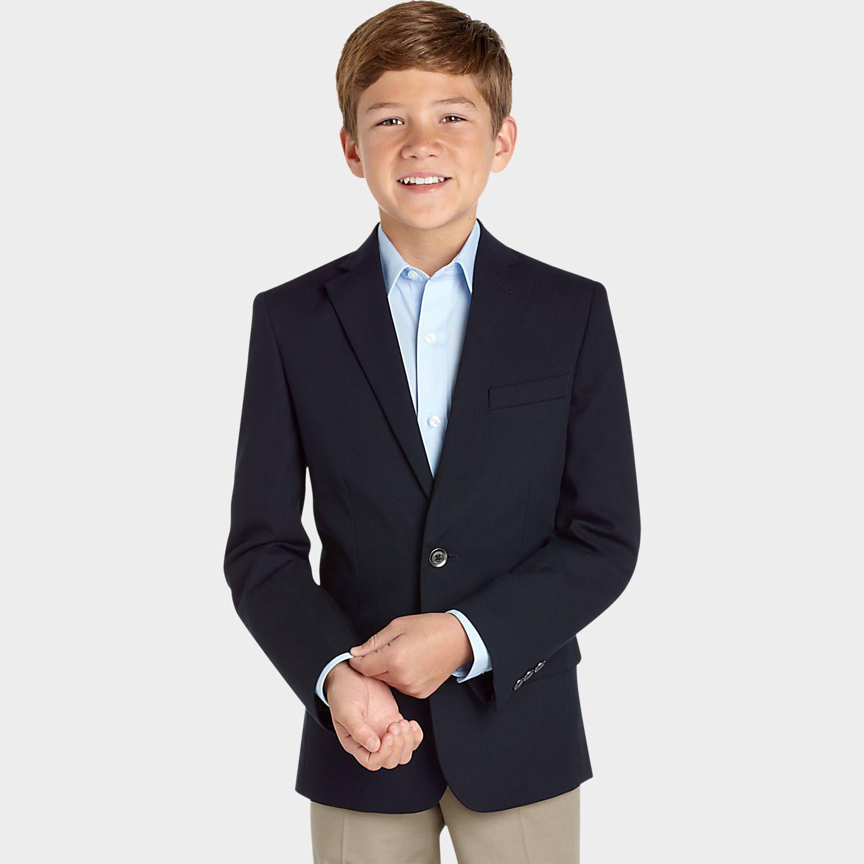 66ced2e77bf09 Home | Boss Baby | Blazer for boys, Boys first communion, Boys suits