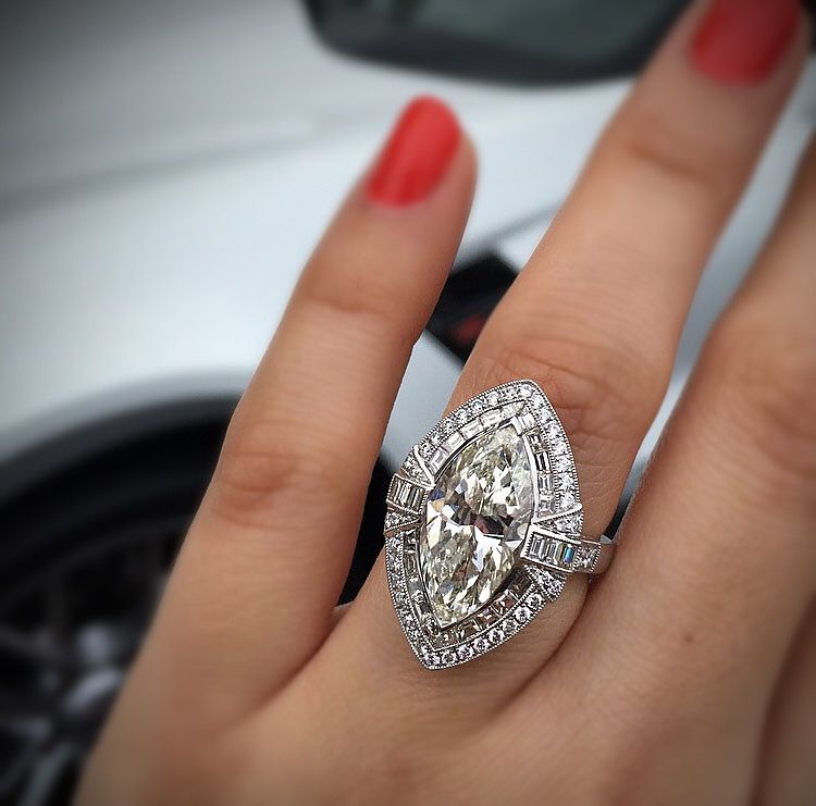 Pin On Engagement Ring Inspiration