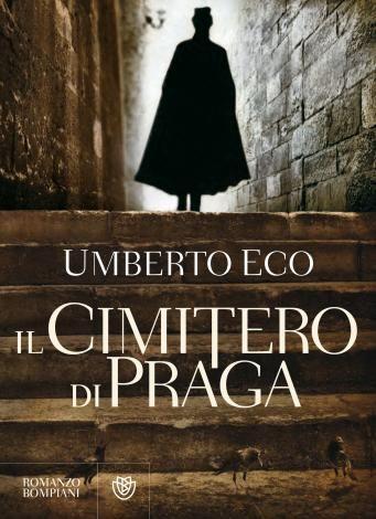 Umberto Eco-Il Cimitero di Praga
