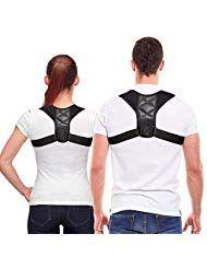 NewX Körperhaltung-Korrektor für Männer und Frauen-Effektiv komfortabel einstellbare Körperhaltung K...