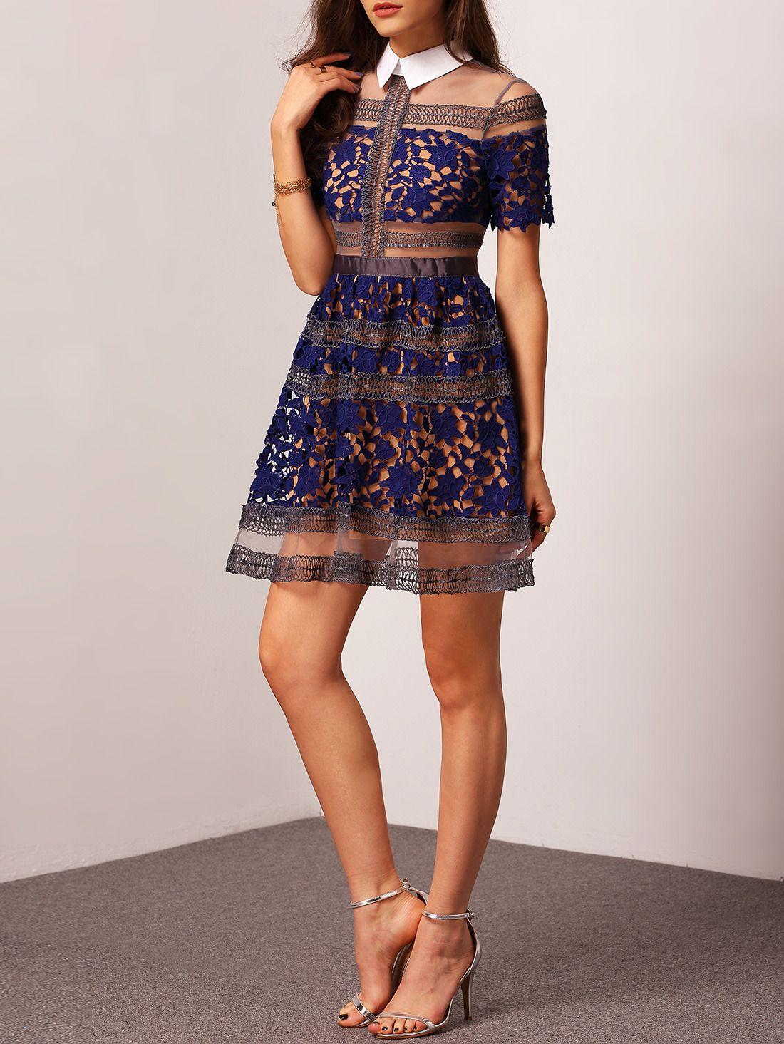 23781e5c7e 15 Affordable Lace Dresses That Look Exactly Like Self Portrait | I ...